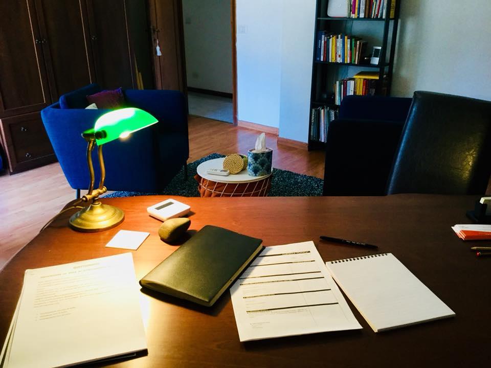 Studio di Psicologia e Psicoterapia Roma sud Dott.ssa Valentina Comiti